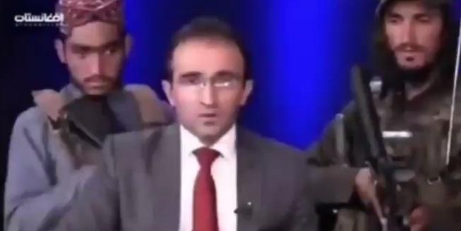 Voditelja političke emisije okružili naoružani talibani, morao je pročitati njihovu izjavu: 'Ne bojte se'